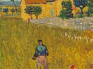 Casa de fazenda na Provença (detalhe)