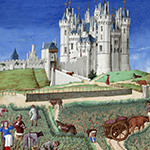 Setembro - As riquíssimas horas do duque de Berry