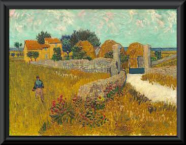 Casa de fazenda na Provença